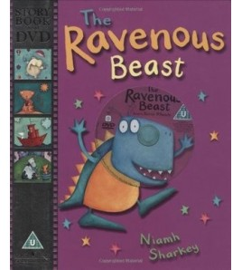 Ravenous Beast with DVD...