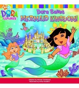 Dora Saves Mermaid Kingdom...