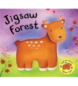 Soft-To-Touch Jigsaws: Forest