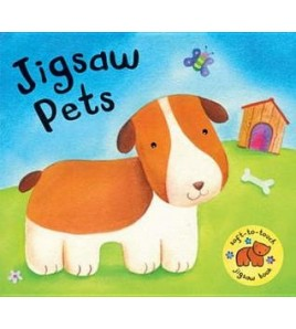 Soft-To-Touch Jigsaws: Pets