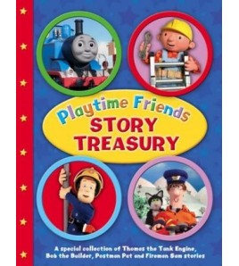 Playtime Friends Story...