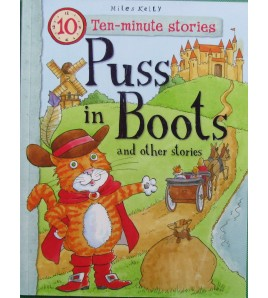 Ten-minute Stories Puss in...