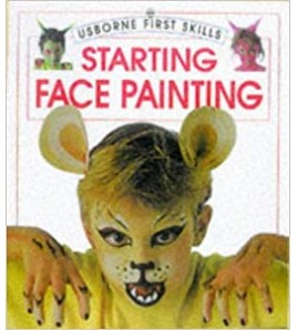 Starting Face Painting...