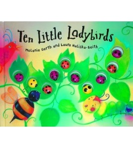 Ten Little Ladybirds