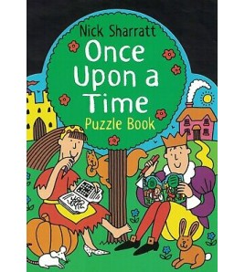 Once Upon a Time Puzzle Book