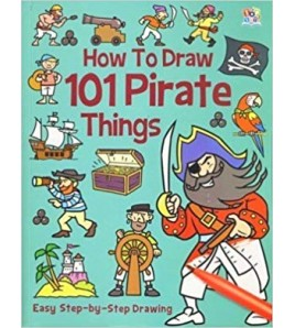 How To Draw 101 Pirate Things