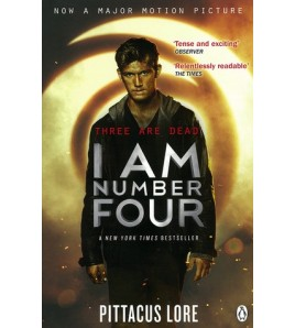I Am Number Four (Lorien...