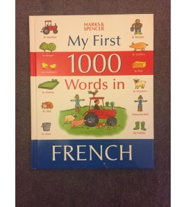 MY FIRST 1000 WORDS IN FRENCH