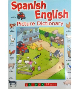 Spanish English Picture...