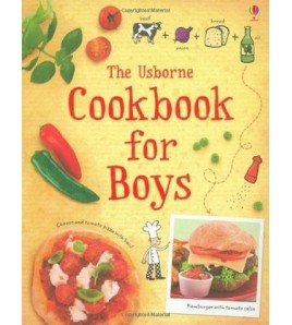 The Usborne Cookbook for Boys
