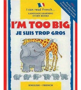 I'm Too Big. French by Ide...