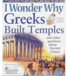 Greeks Built Temples: and...