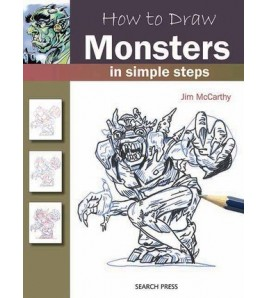 How to Draw Monsters: in...