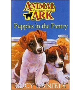 Puppies in the Pantry...