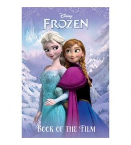 FROZEN Book Of The Film