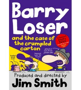 Barry Loser and the Case of...