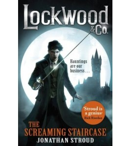 The Screaming Staircase...