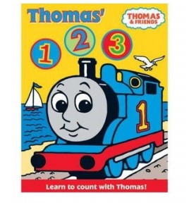 Thomas' 1-2-3: Learn to...