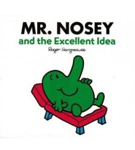 Mr. Nosey and the Excellent...