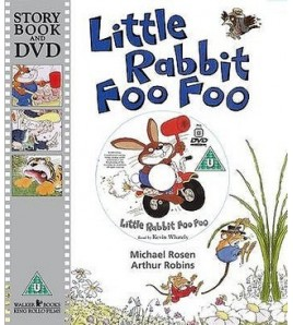 Little Rabbit Foo Foo (Book...