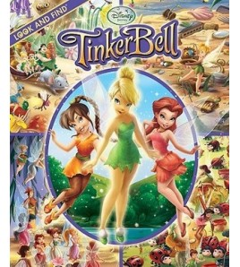TinkerBell: Look and Find...