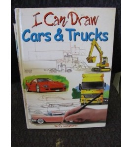 Trucks and Cars (I Can Draw)