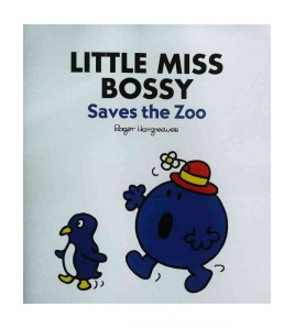 Little Miss Bossy saves the...