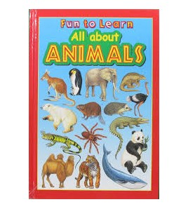 Fun to learn all about animals