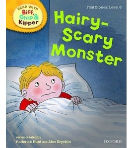 Hairy-Scary Monster