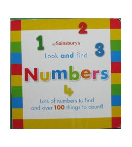 Look and Find Numbers