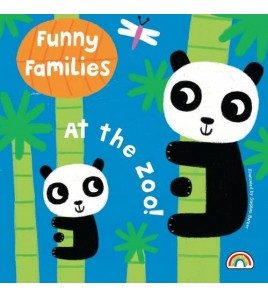 Funny Families At The Zoo!