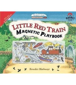 Little Red Train Magnetic...