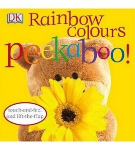 Rainbow Colours Peekaboo!.