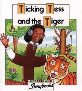 Ticking Tess And The Tiger...