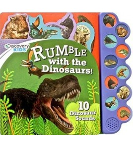Discovery Rumble with the...