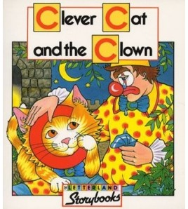 Clever Cat And The Clown...