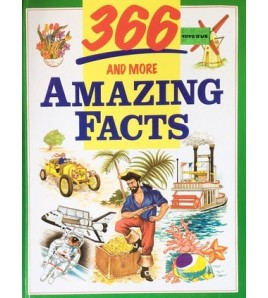 366 and More Amazing Facts