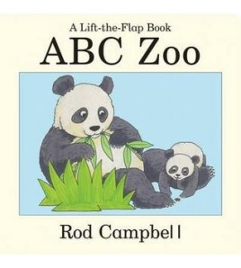 ABC Zoo (A Lift the Flap Book)