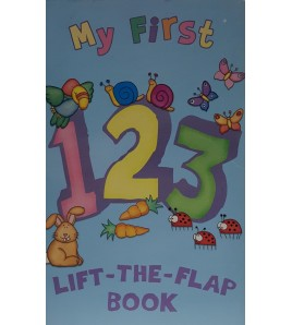 My first 123 (Lift-the-flap...