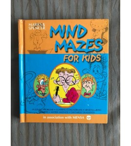 Mind Mazes for Kids