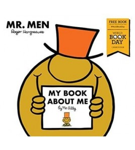 My Book about Me by Mr...