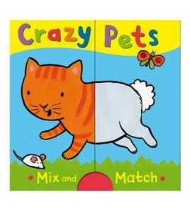 Crazy Pets. Illustrated by...
