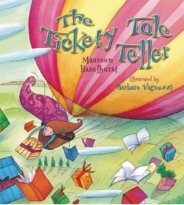 The Tickety Tale Teller
