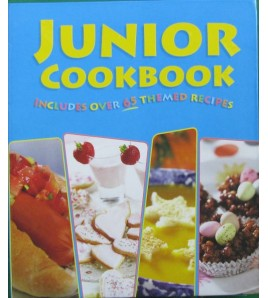 Junior Cookbook Includes...