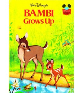 Walt Disney's Bambi Grows...