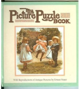 My Picture Puzzle Book