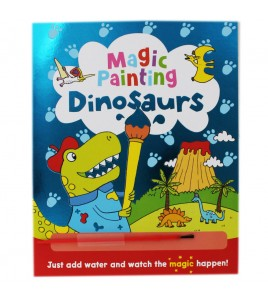 Magic Painting Dinosaurs
