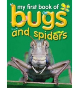 My First Book of Bugs &...