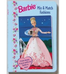 Barbie Mix and Match...