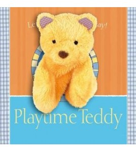 Playtime Teddy. Author,...